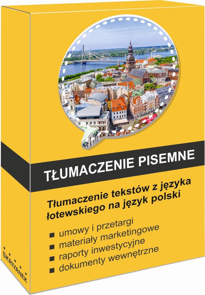 tłumacz języka łotewskiego