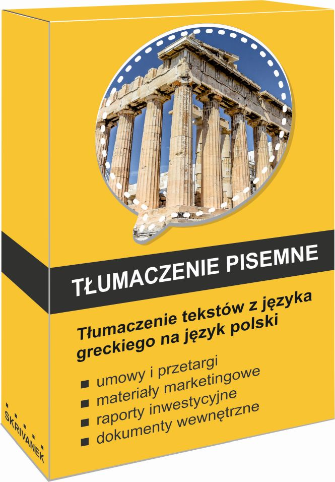 tłumacz języka greckiego