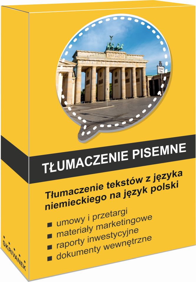 tłumacz języka niemieckiego na polski