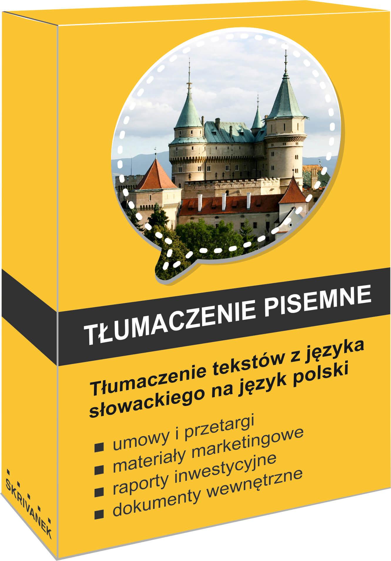 tłumacz języka słowackiego