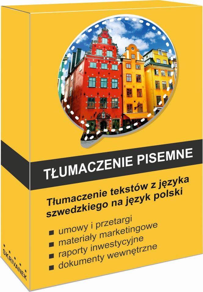 tłumacz języka szwedzkiego