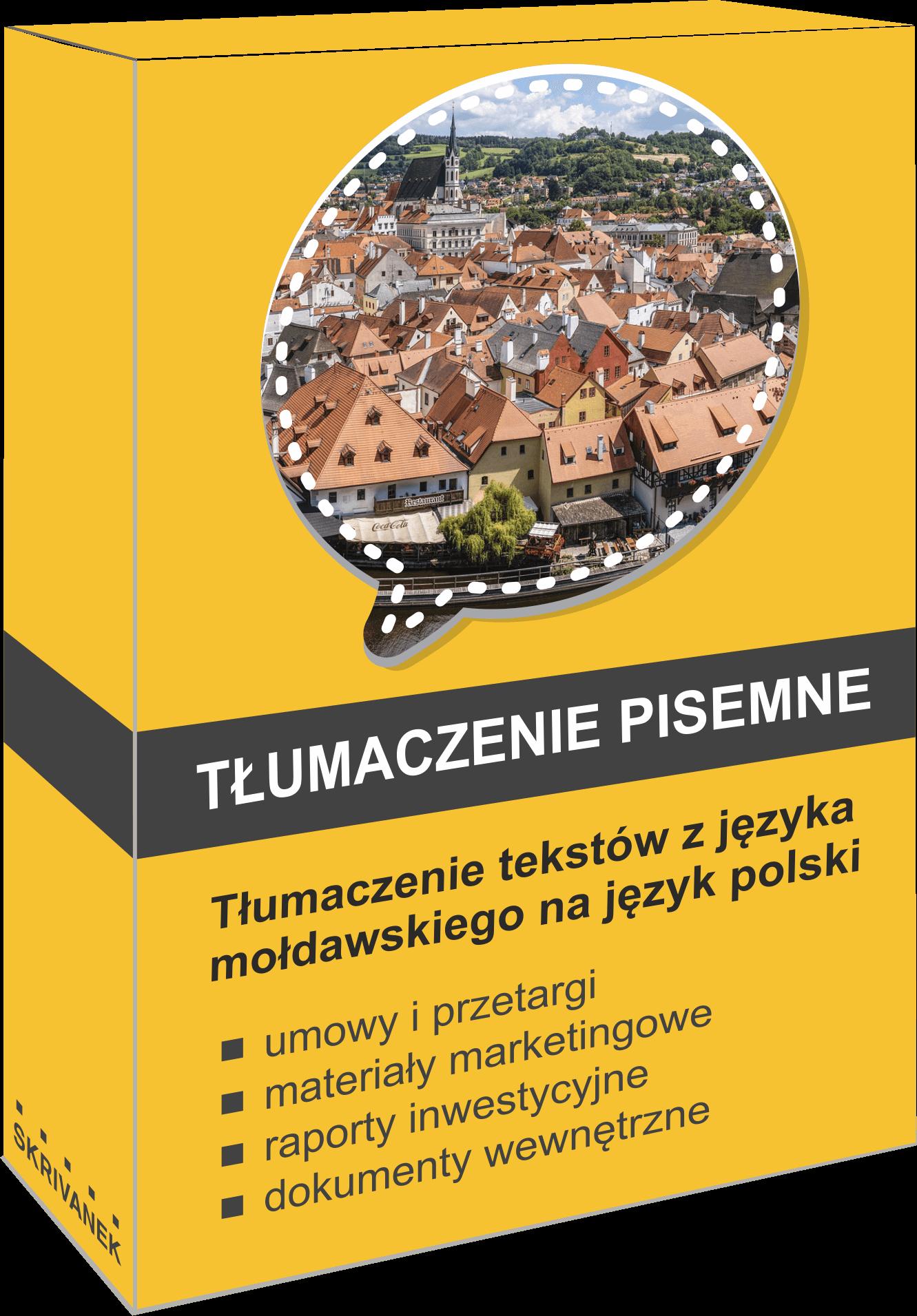 tłumacz języka mołdawskiego