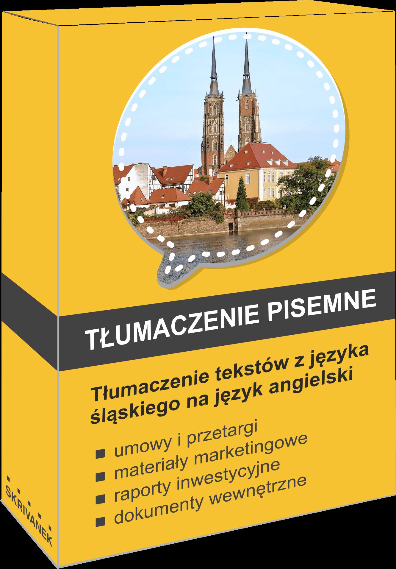 tłumacz języka śląskiego